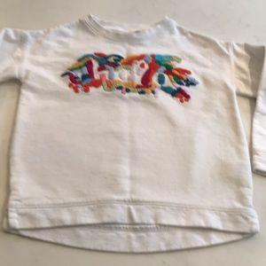 Zara girl sweatshirt